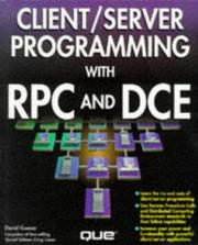 Cover of: Client/server programming with RPC and DCE