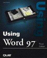 Cover of: Using Microsoft Word 97