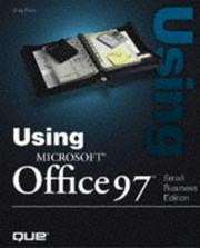 Cover of: Using Microsoft Office 97