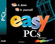 Cover of: Easy PCs | Nat Gertler