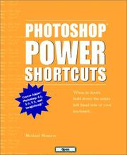 Cover of: Photoshop power shortcuts | Michael Ninness