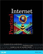 Cover of: Practical Internet