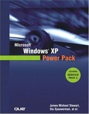 Cover of: Microsoft Windows XP power pack | James Michael Stewart