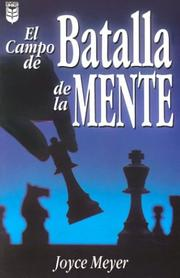 Cover of: El Campo De Batalla De LA Mente by Joyce Meyer