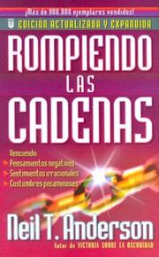 Cover of: Rompiendo Las Cadenas