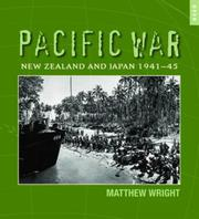 Cover of: Pacific war: New Zealand and Japan 1941-45