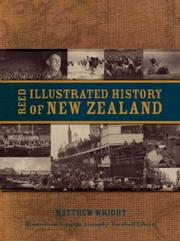 Cover of: Reed illustrated history of New Zealand