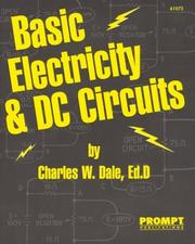 Cover of: Basic Electricity and DC Circuits