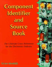 Component identifier & source book by Victor Meeldijk