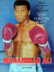 Cover of: Muhammad Ali (Black Americans of Achievement) | Jack Rummel