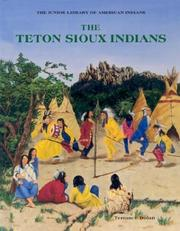 Cover of: The Teton Sioux Indians