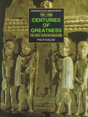 Cover of: Centuries of Greatness: The West African Kingdoms