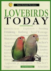 Lovebirds Today by Karl-Herbert Delpy