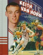 Cover of: Keith Van Horn