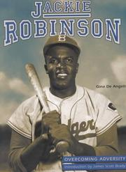 Cover of: Jackie Robinson (Overcoming Adversity)
