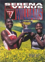 Cover of: Venus and Serena Williams (Women Who Win)