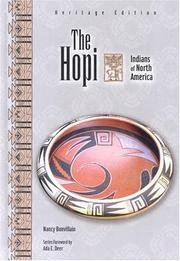 Cover of: Hopi (Indians of North America)