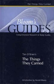 Cover of: Tim O'Brien's The Things They Carried