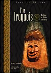 Cover of: The Iroquois (Indians of North America, Revised)