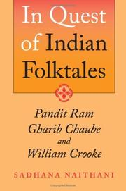 Cover of: In Quest Of Indian Folktales | Sadhana Naithani