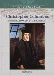 Cover of: Christopher Columbus And the Discovery of the Americas (Explorers of New Lands)