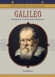 Cover of: Galileo | Tim McNeese