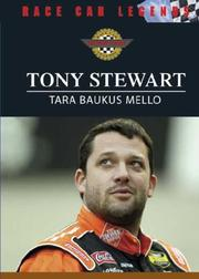 Cover of: Tony Stewart