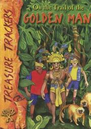 Cover of: On the Trail of the Golden Man (Treasure Trackers) |