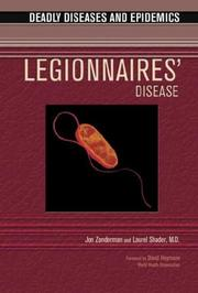 Cover of: Legionnaires' disease