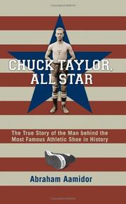 Cover of: Chuck Taylor, All Star | Abraham Aamidor