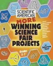 Cover of: Scientific American | Salvatore Tocci