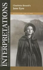 Cover of: Jane Eyre