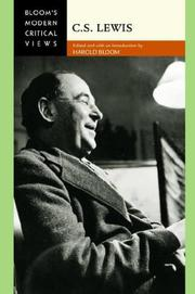 Cover of: C. S. Lewis