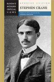 Cover of: Stephen Crane