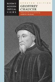 Cover of: Geoffrey Chaucer