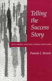 Cover of: Telling the success story
