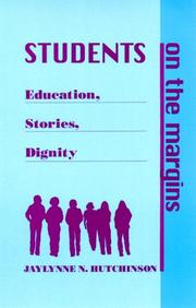 Cover of: Students on the margins