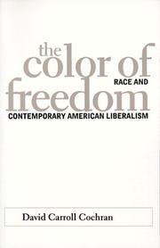 Cover of: The color of freedom