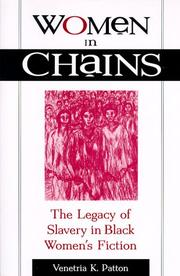 Cover of: Women in Chains