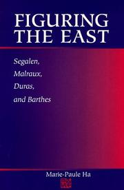 Cover of: Figuring the East | Marie-Paule Ha