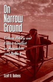 Cover of: On Narrow Ground | Scott A. Bollens