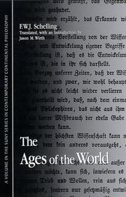 Cover of: Weltalter