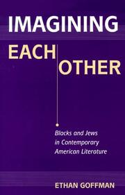 Cover of: Imagining each other