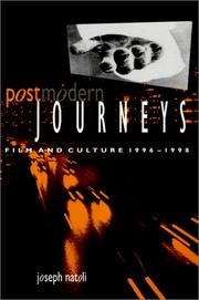 Cover of: Postmodern journeys by Joseph P. Natoli