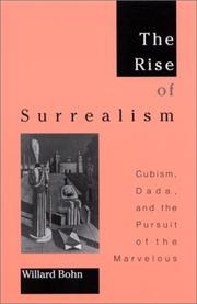 Cover of: The Rise of Surrealism