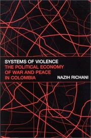Cover of: Systems of Violence | Nazih Richani