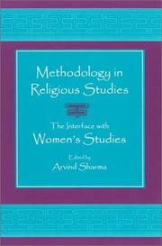 Cover of: Methodology in Religious Studies | Arvind Sharma