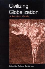 Cover of: Civilizing Globalization