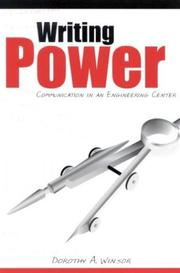Cover of: Writing Power | Dorothy A. Winsor