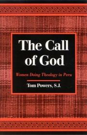 Cover of: The Call of God | Tom Powers